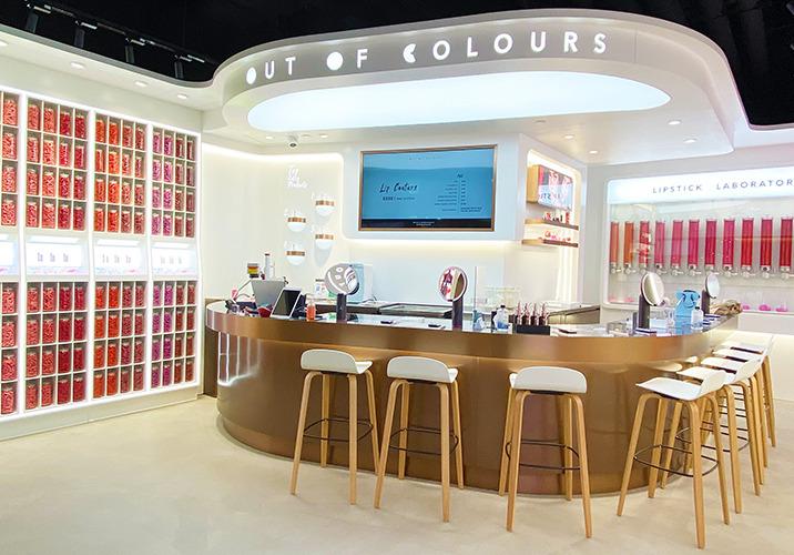 新店 OUT OF COLOURS 進駐尖沙咀美麗華商場!